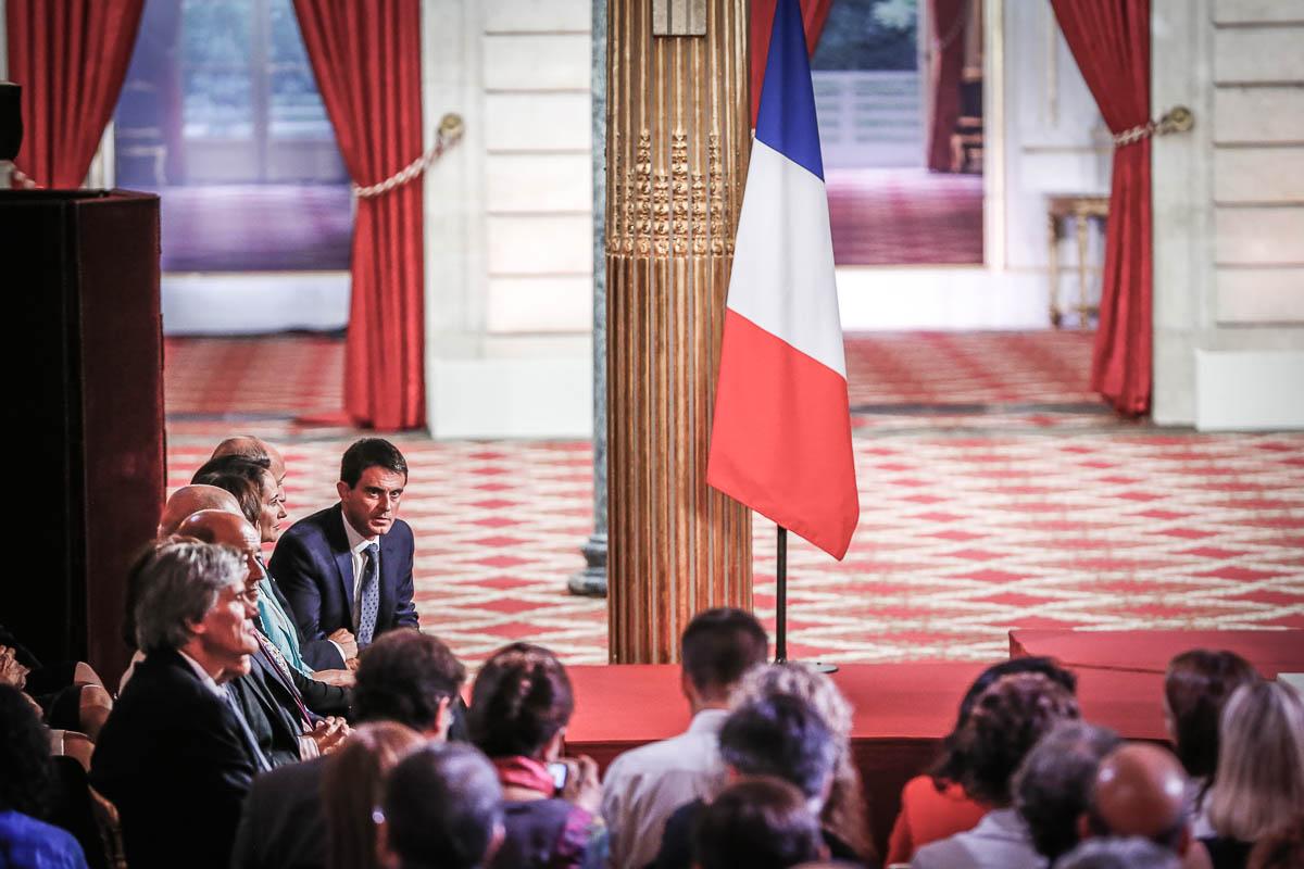 4e grande conférence de presse de François Hollande, 18/09/2014