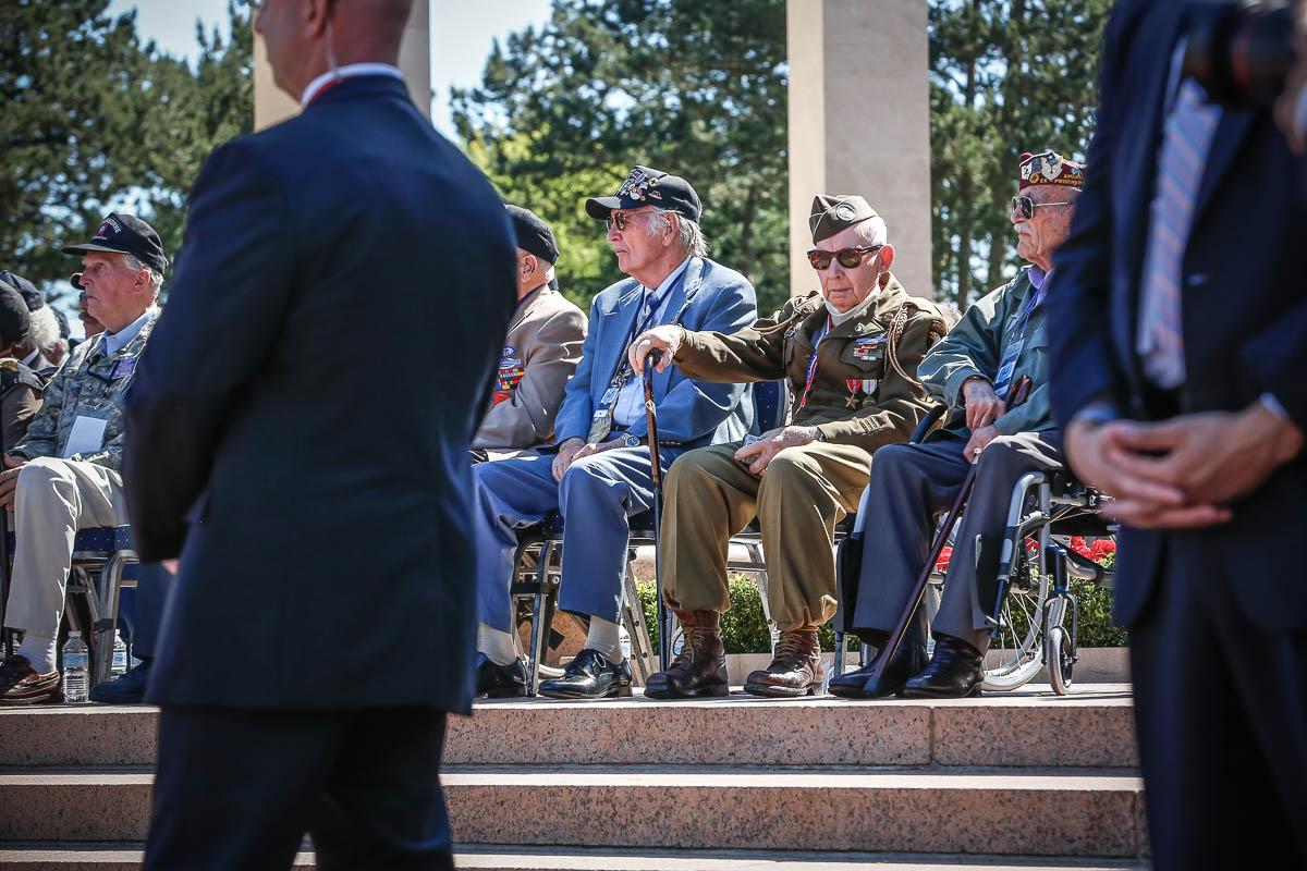 70e anniversaire du D-Day, 5 et 6/06/2014