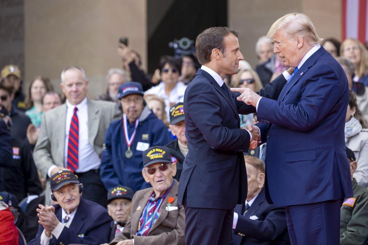 75e anniversaire du D-day, 5 et 6/06/2019