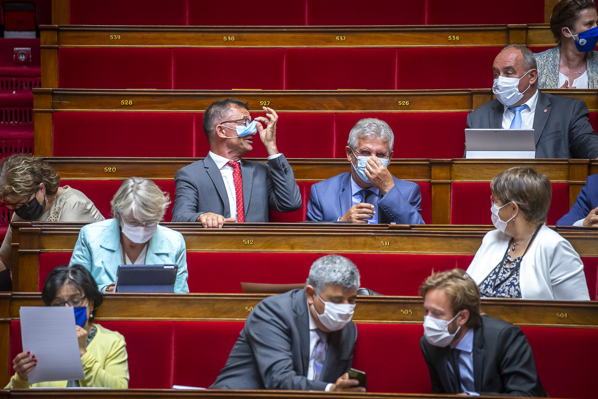 Assemblée nationale, 30/06/2020