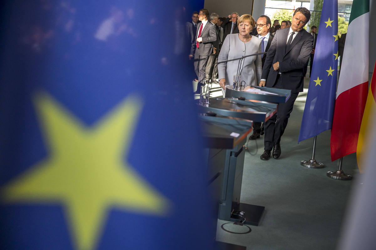 Brexit, Berlin, Bruxelles, 27 au 29/06/2016