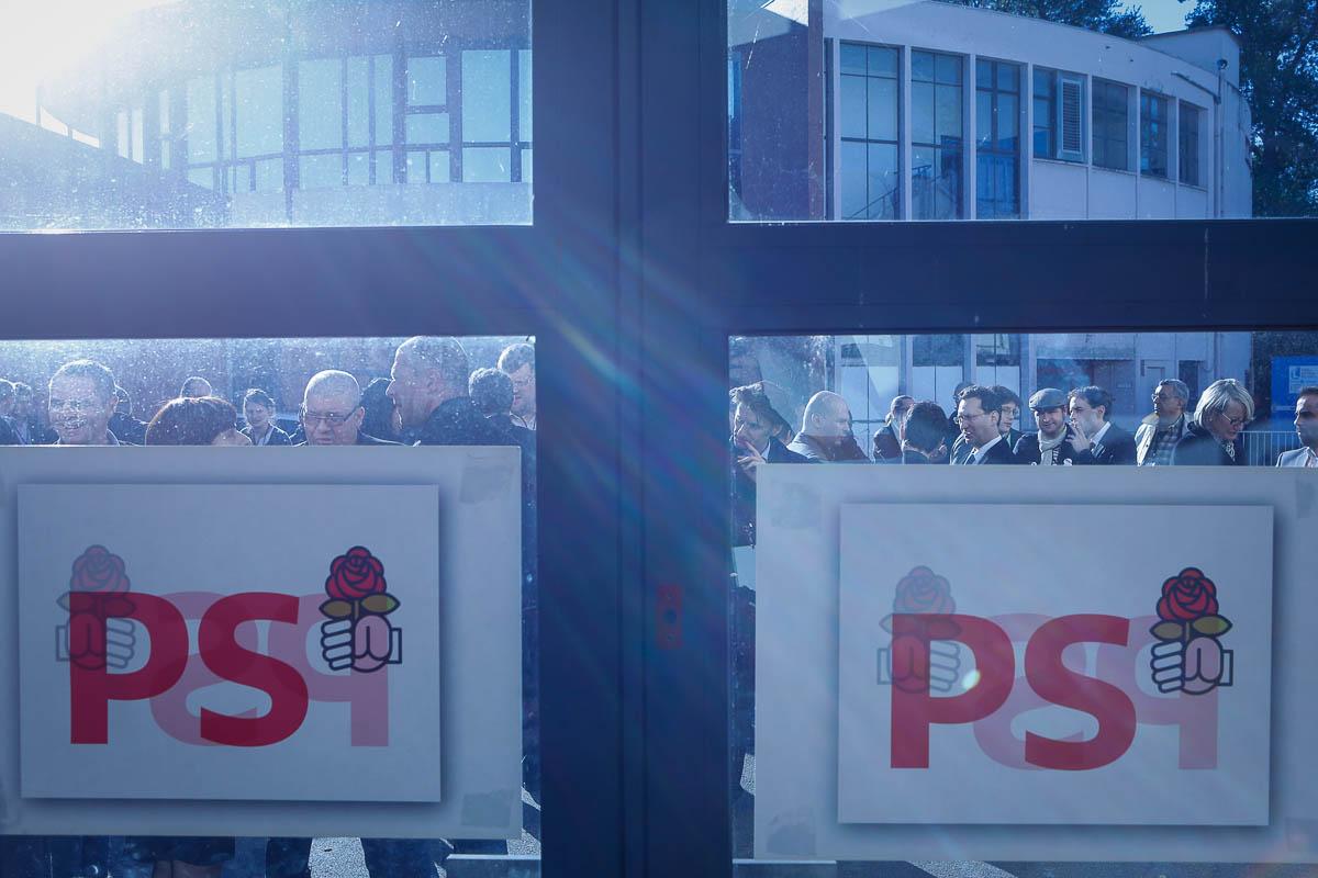 Congrès du PS à Toulouse, 26 au 28/10/2012