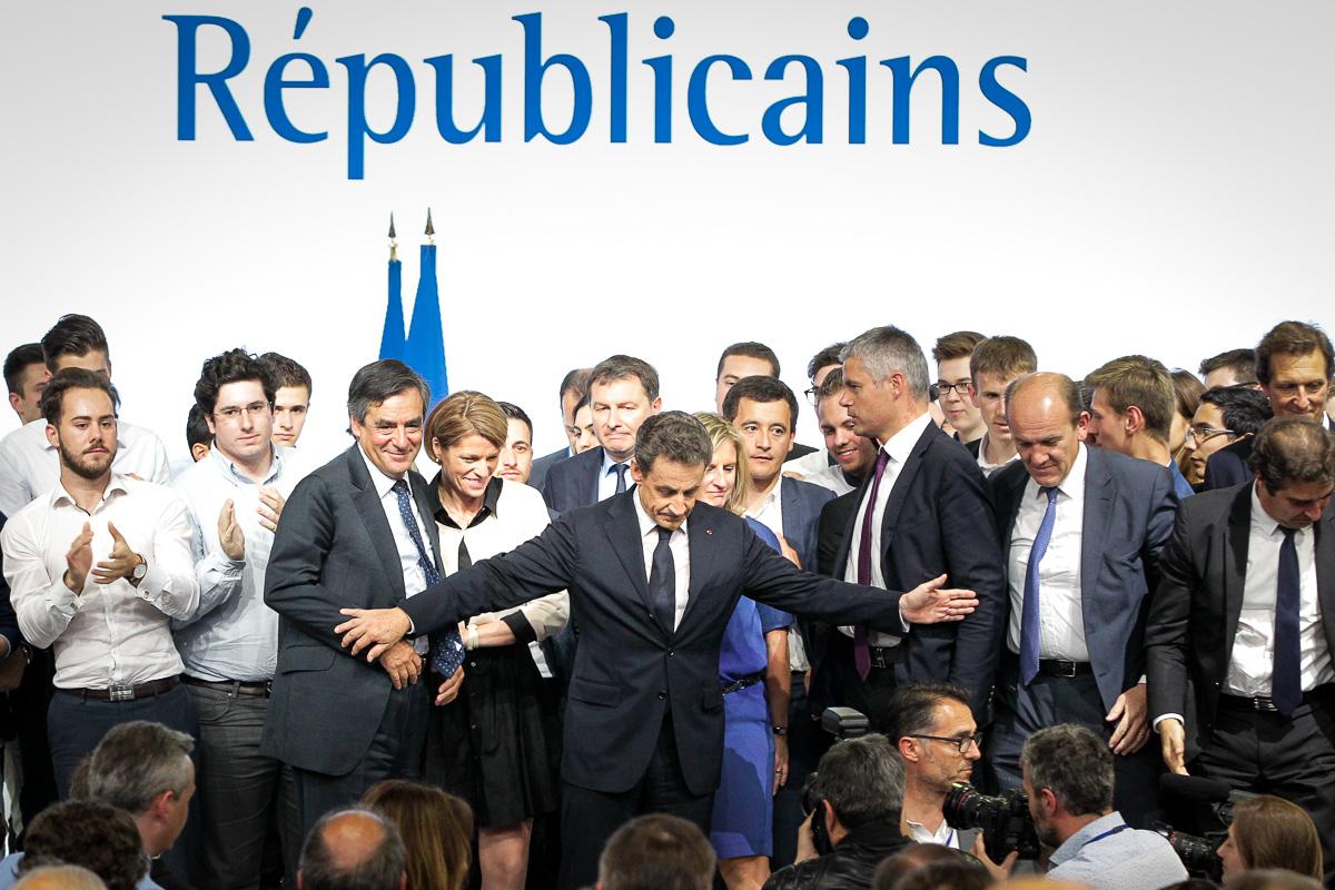 Congrès fondateur des Républicains, Paris, 30/05/2015