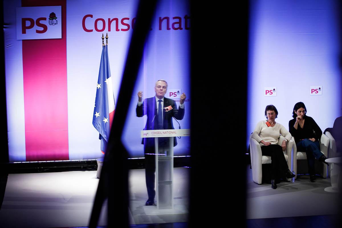 Conseil national du Parti socialiste, 13/04/2013