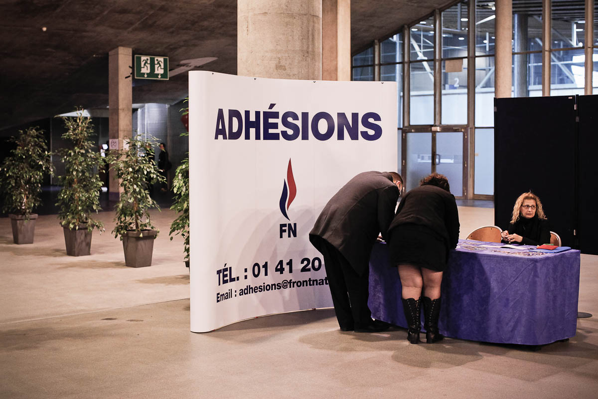 Convention du FN, Lille, 18 et 19/02/2012