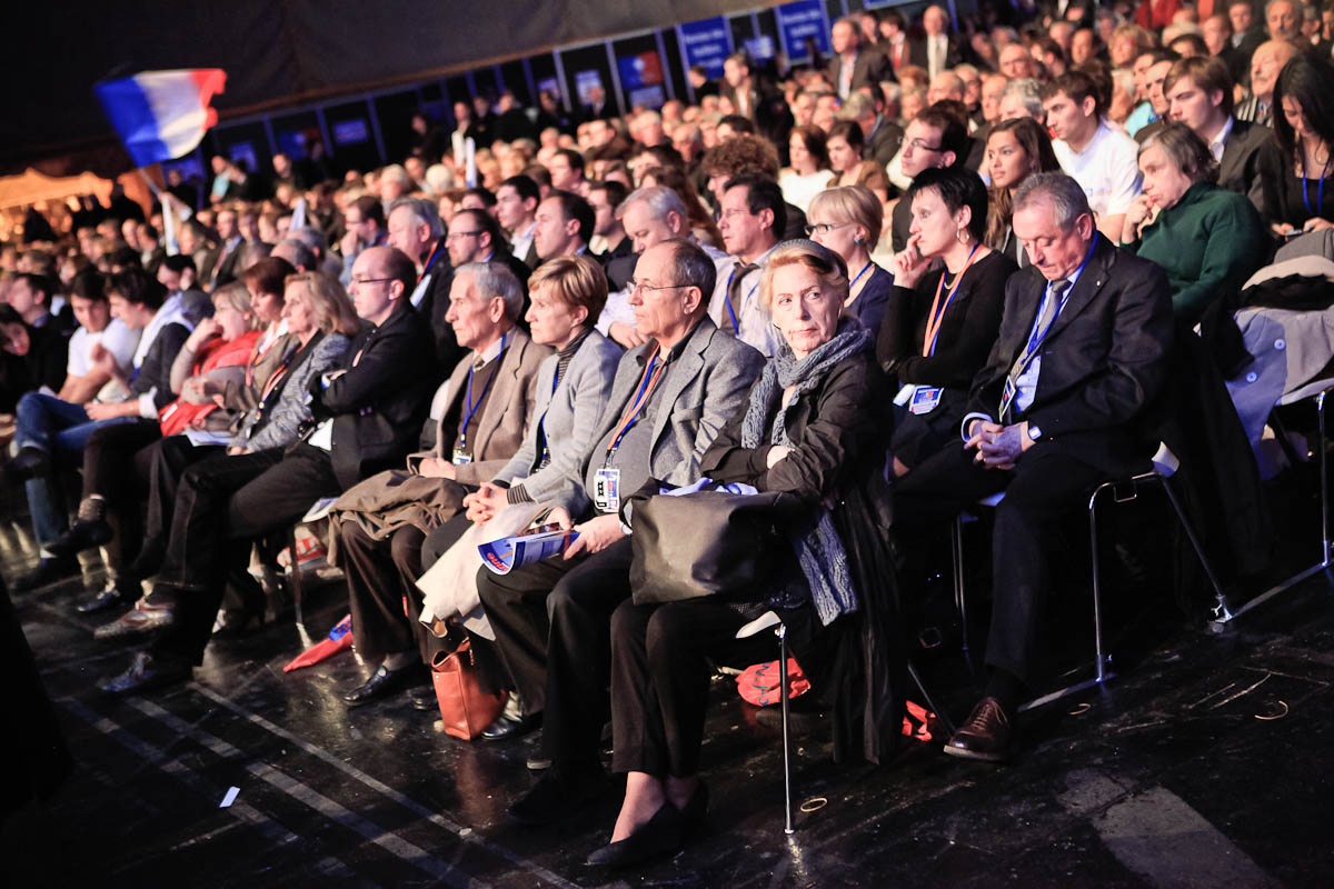 Convention du programme UMP, Paris, 28/01/2012