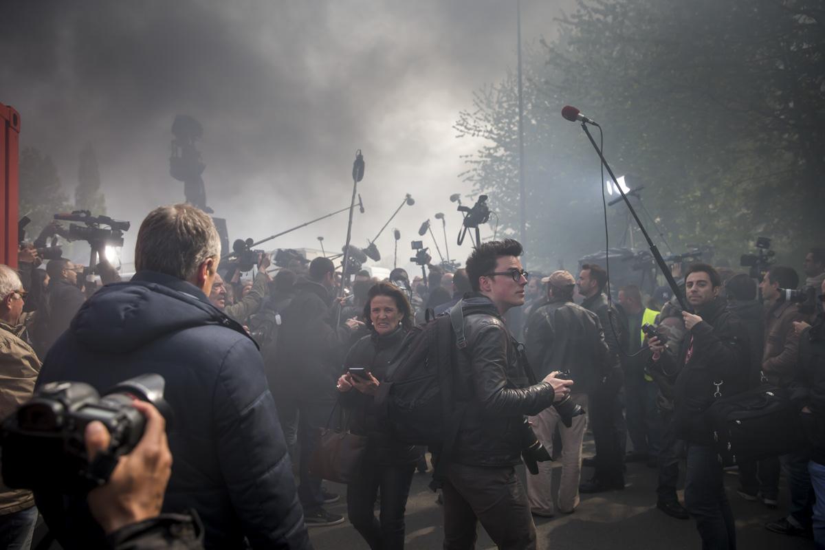 Emmanuel Macron à Amiens et Arras, 26/04/2017