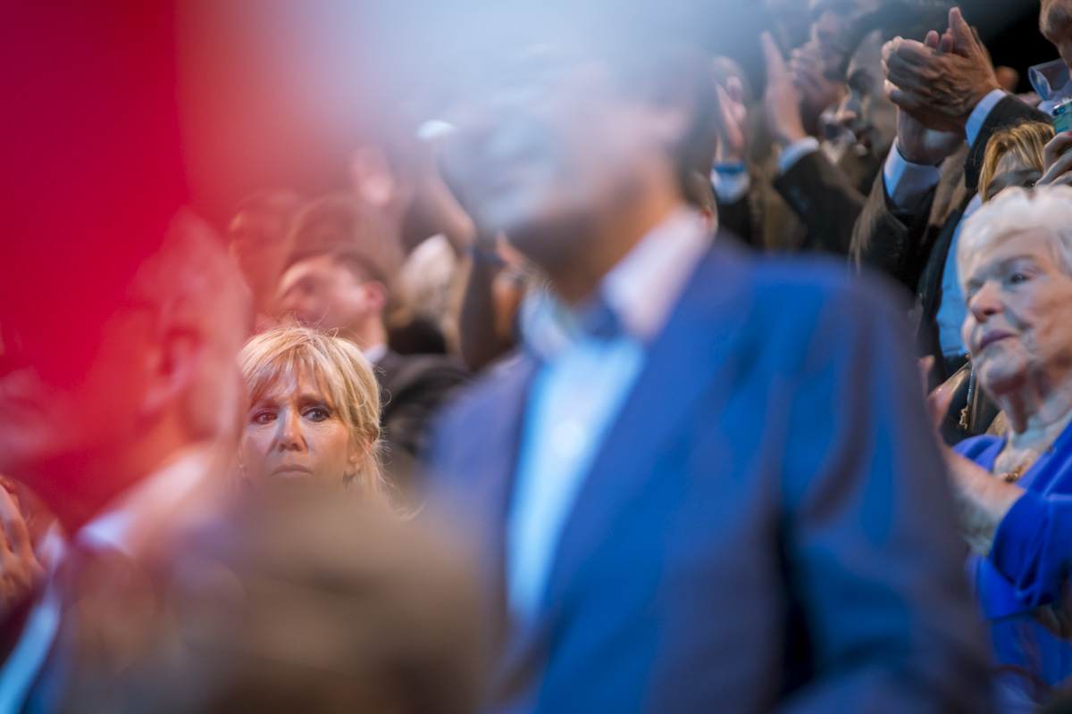Emmanuel Macron à Bercy, 17/04/2017