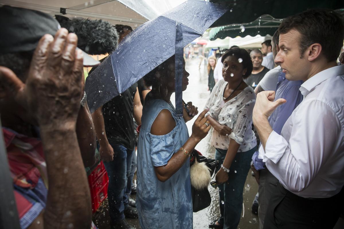 Emmanuel Macron à La Réunion et Mayotte, 25 et 26/03/2017