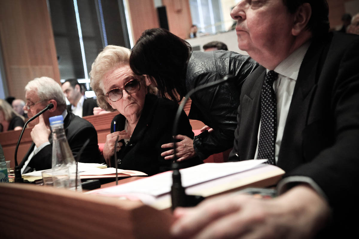 François Hollande, Aurillac et Tulle, 22 et 23/03/2012