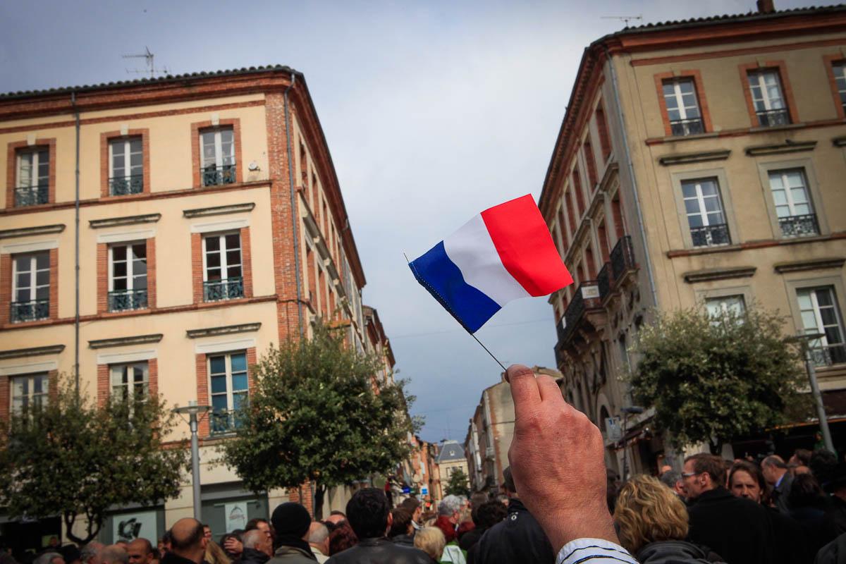 François Hollande dans le Tarn, 16/04/2012