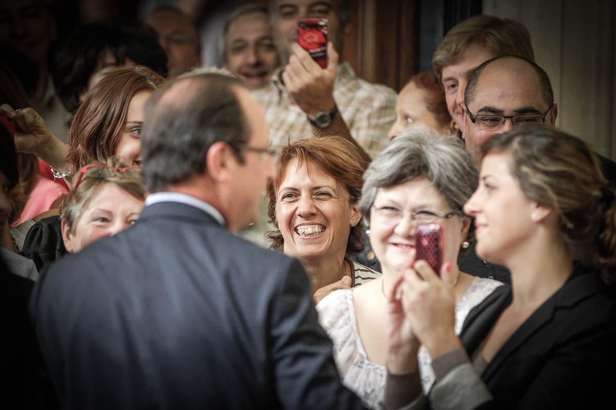 François Hollande devant la Cour des comptes, 7/09/2012