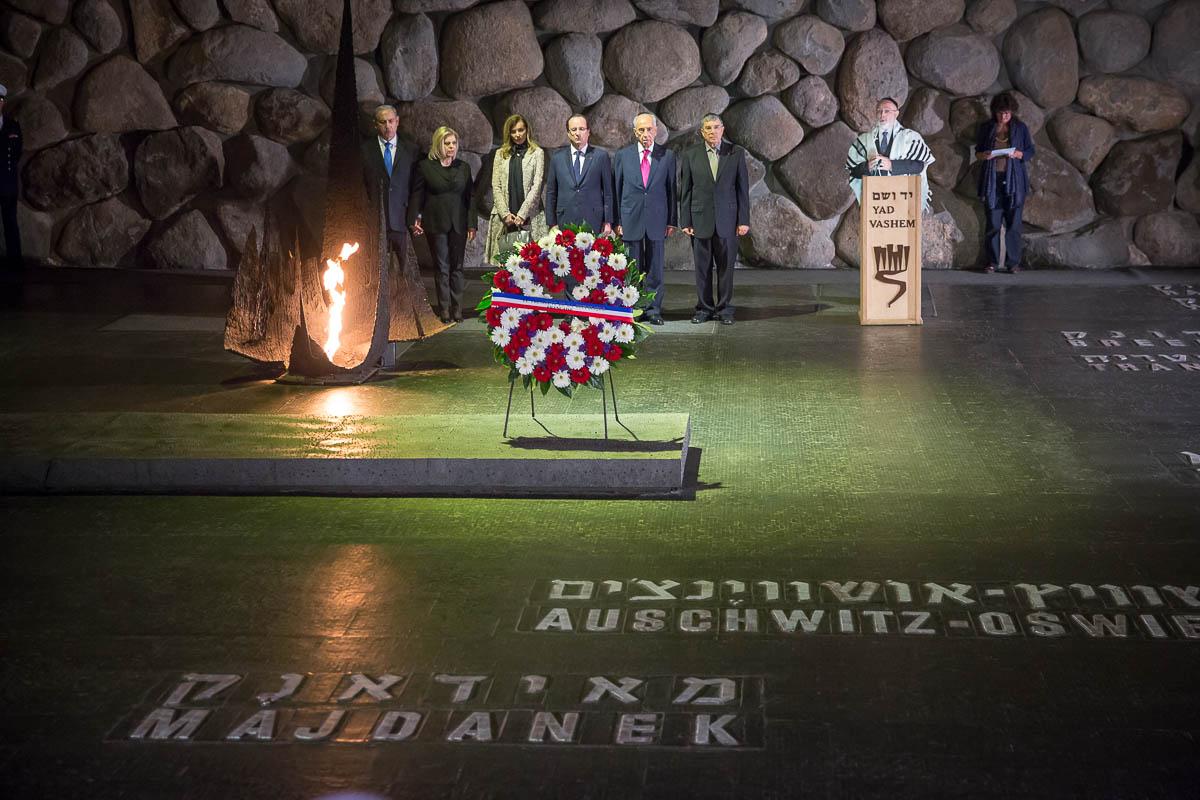 François Hollande à Jérusalem et Ramallah, 17 et 18/11/2013