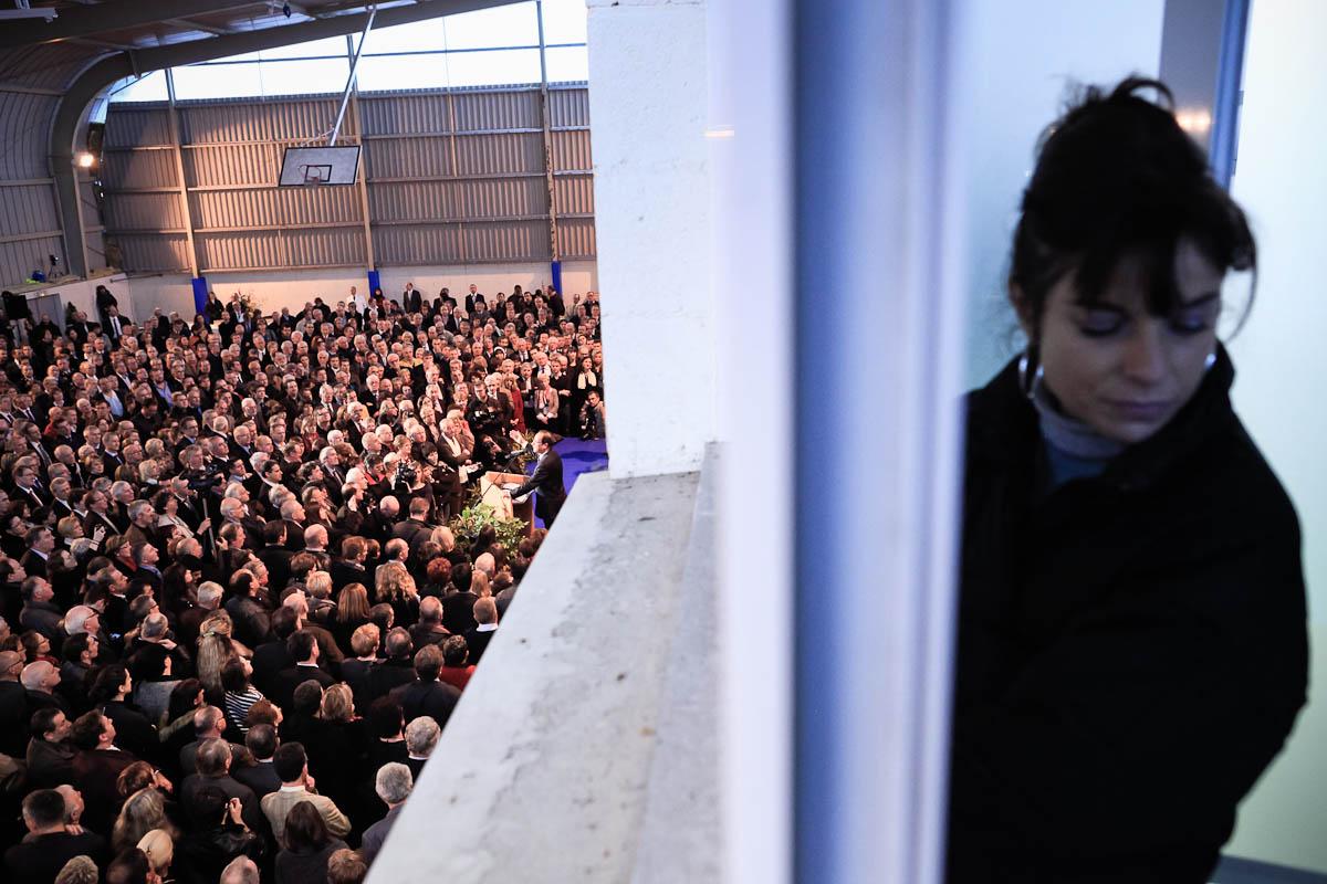 François Hollande, Limoges, Tulle, Jarnac, 5 au 7/01/2012