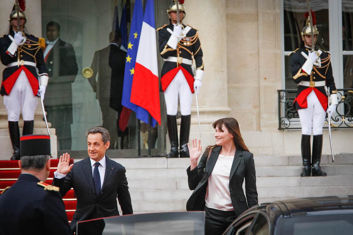 Investiture du 7e président de la Ve République, 15/05/2012