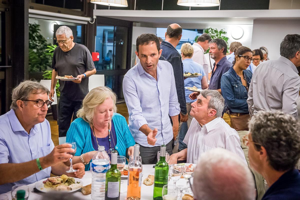 Les frondeurs à La Rochelle, 10 et 11/09/2016