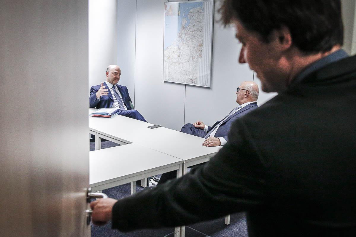 Dans les couloirs du Grexit, du 7 au 13/07/2015