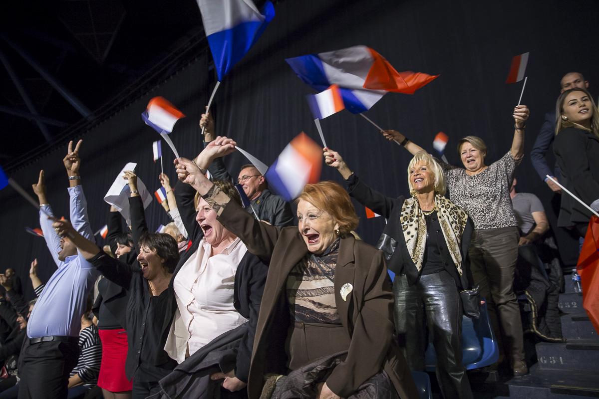 Nicolas Sarkozy à Nice, 15/11/2016