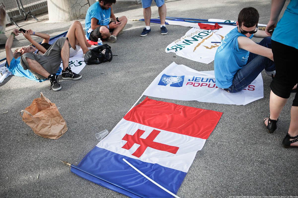 Campus des jeunes de l'UMP. 02 au 04/09/2011