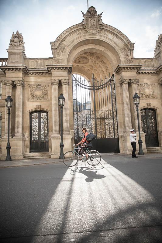 Le Palais de l'Elysée à Paris, Vendredi 3 octobre 2014 - 2014©Jean-Claude Coutausse / french-politics pour M Le magazine du Monde