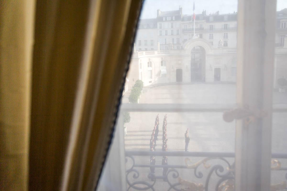 Sept jours à l'Élysée: épisode 02/03. Mercredi 1er & Jeudi 2/10/2014