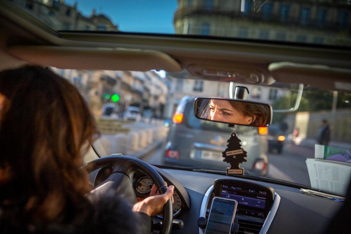 Un jour dans le vie de Coralie Dubost, députée LREM de l\'Hérault, 10/12/2018