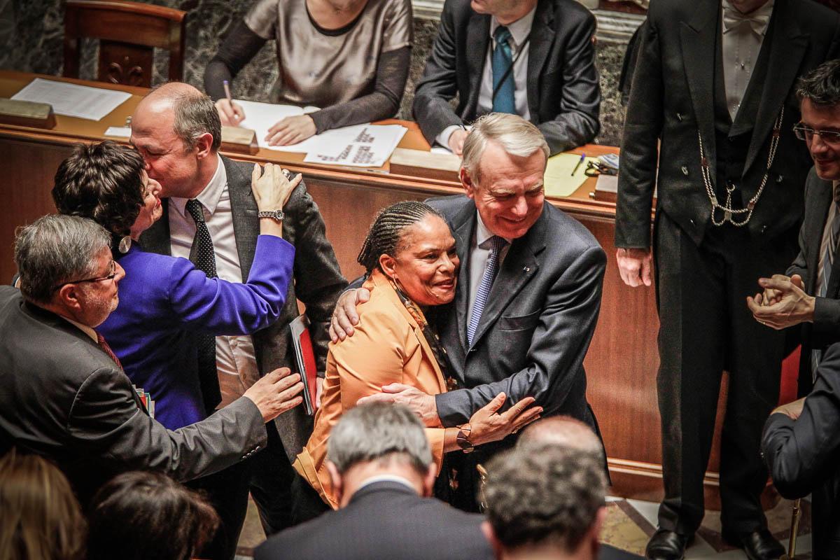 Vote de la loi sur le mariage pour tous, 23/04/2013