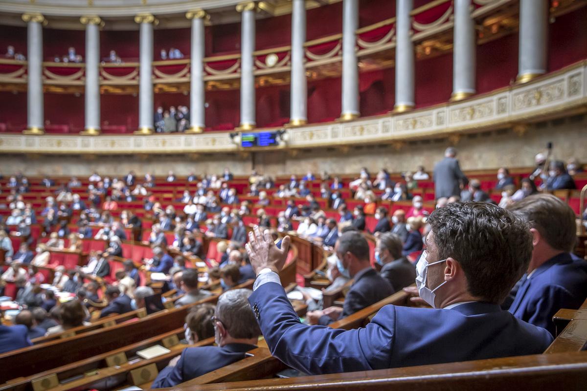 Assemblée nationale, 30/06/2020