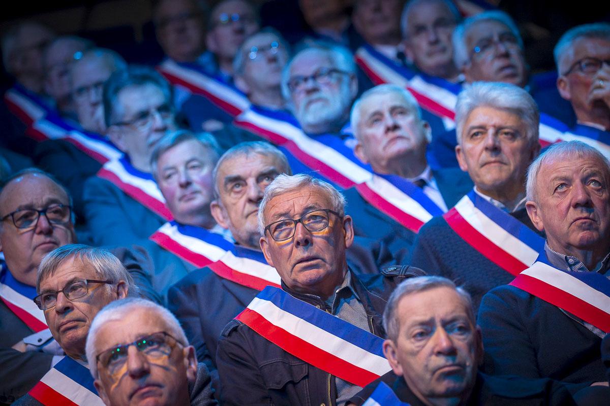 Assises des maires de Bretagne, Saint-Brieuc, 3/04/2019