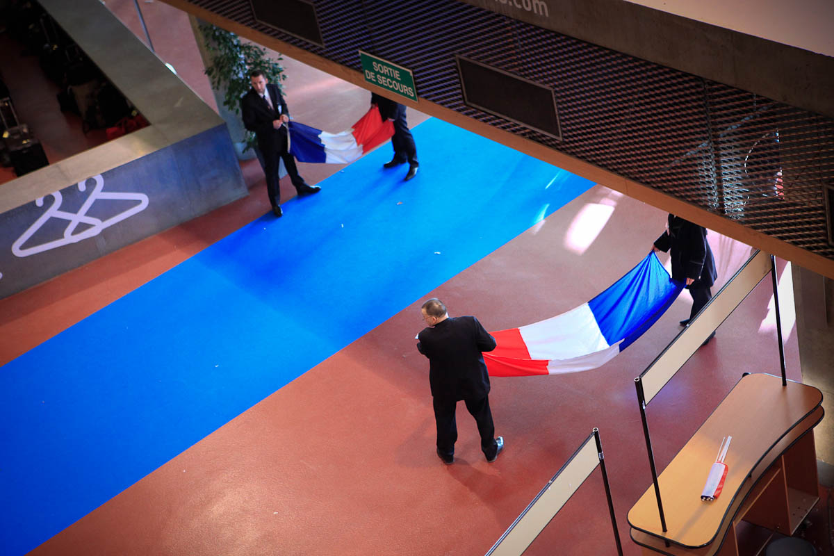 Convention du FN, Lille, 18 et 19/02/2012