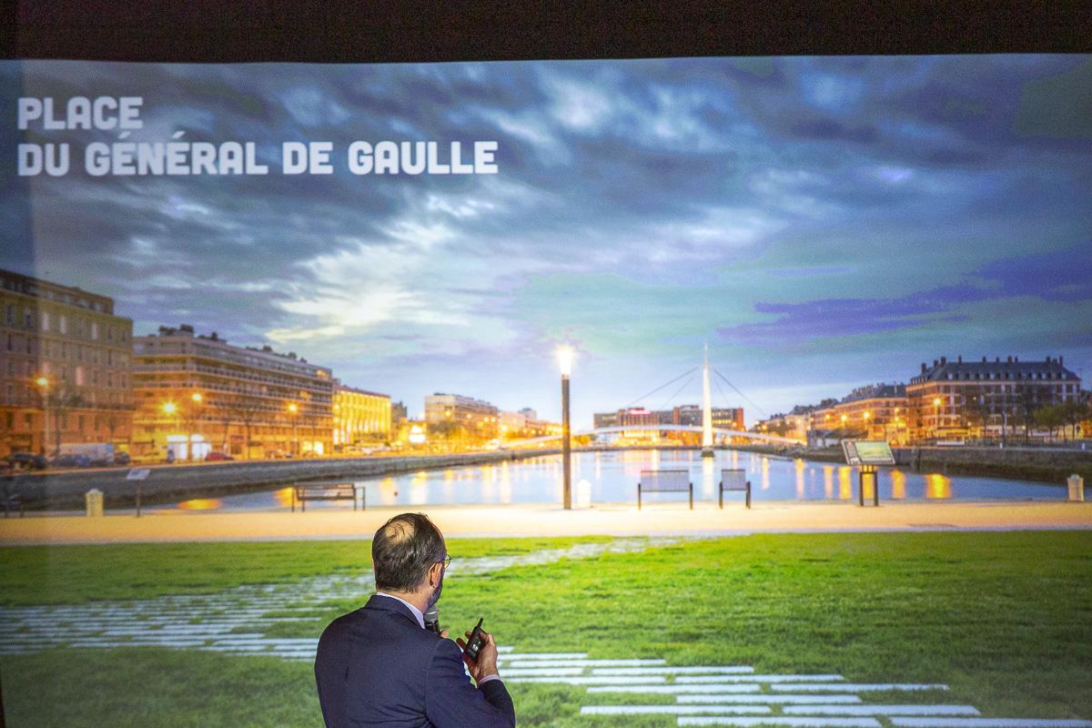 Edouard Philippe de l'Assemblée nationale au Havre, 3,5 et 6/03/2020