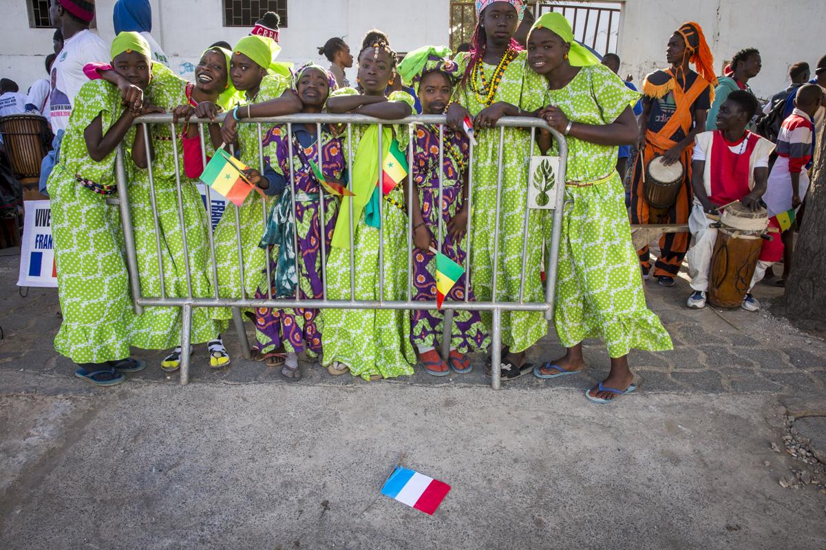 Emmanuel Macron au Sénégal, 2 et 3/02/2018