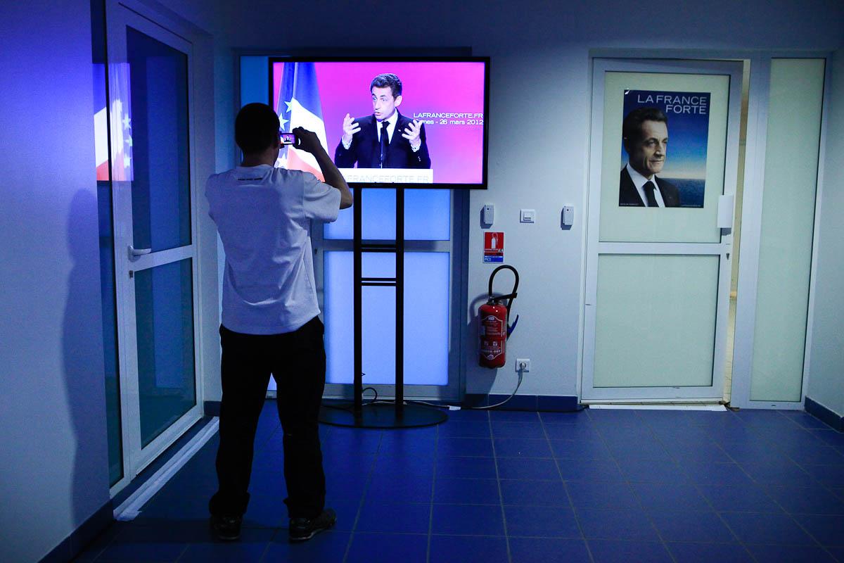 Nicolas Sarkozy, Loir-et-Cher et Loiret, 26/03/2012