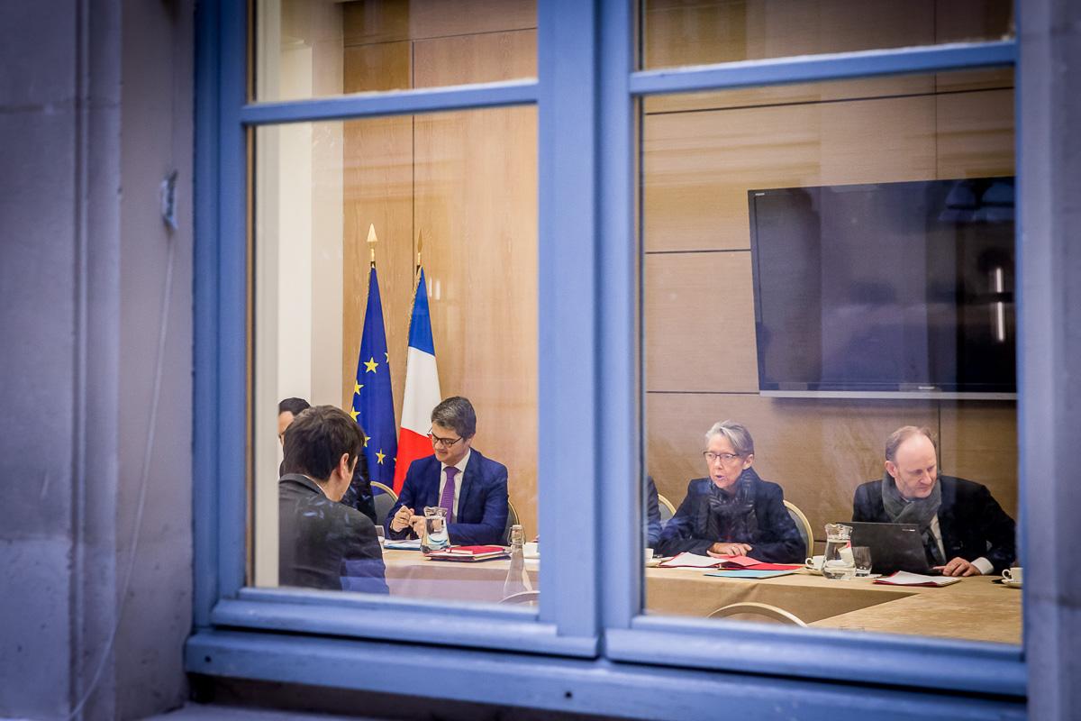 Réforme de la SNCF #1: 26/02 au 1/03/2018