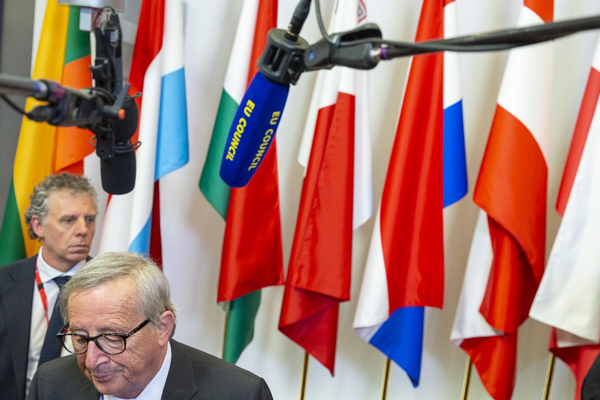 Sommet européen, Bruxelles, 30/06 au 2/07/2019