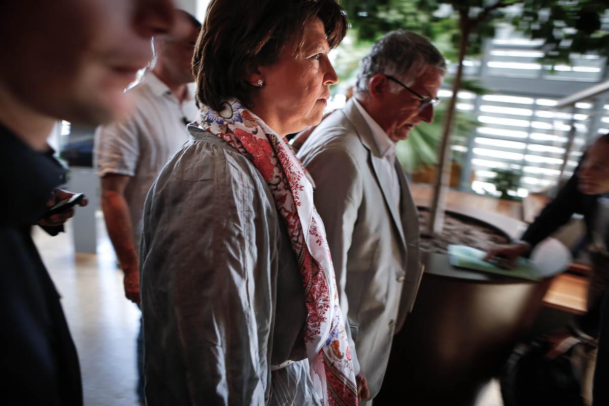 Université d'été PS: ouverture, 23 et 24/08/2012